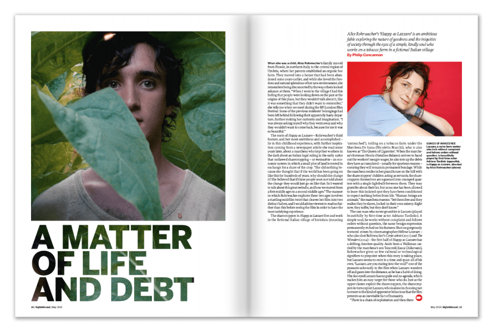 A Matter of Life and Debt