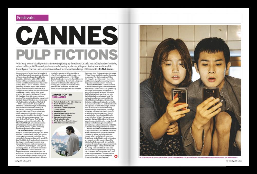 Cannes: Pulp Fictions