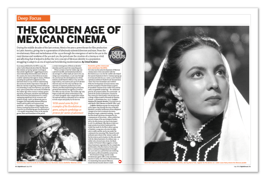 The Golden Age of Mexican Cinema