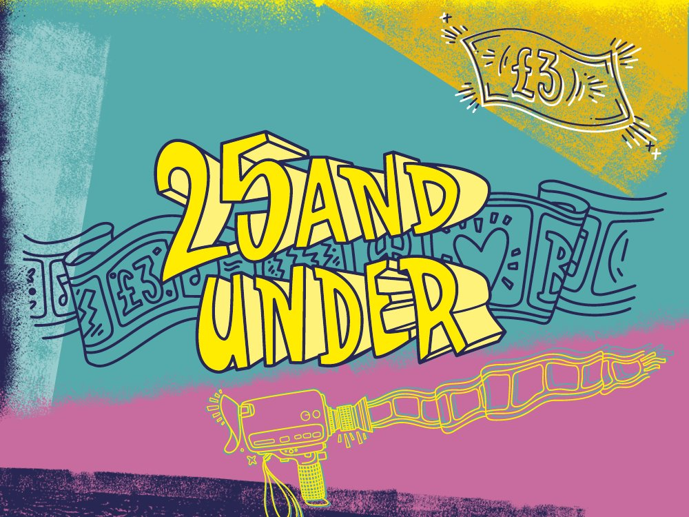 25 and Under identity