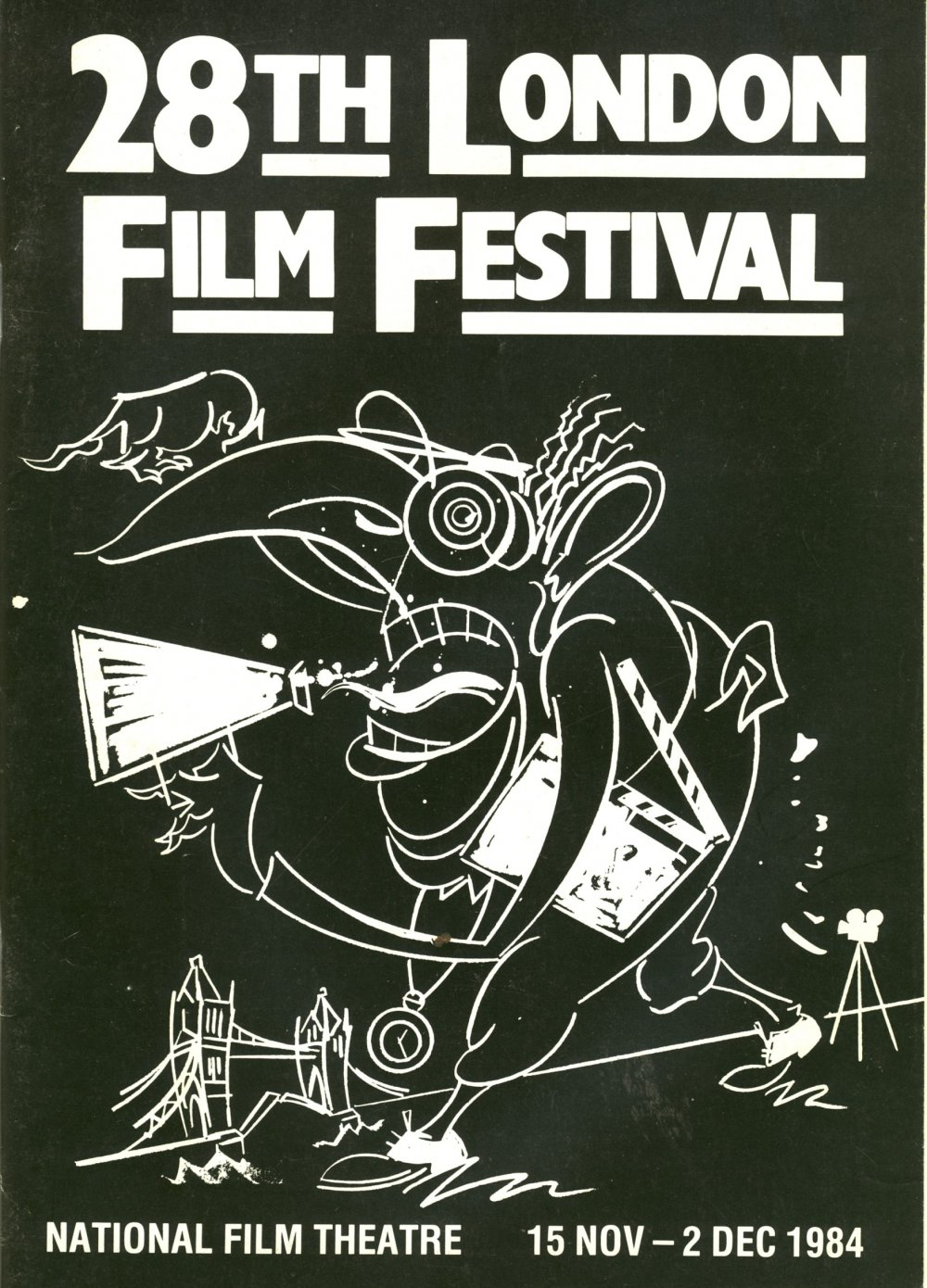 28th London Film Festival poster