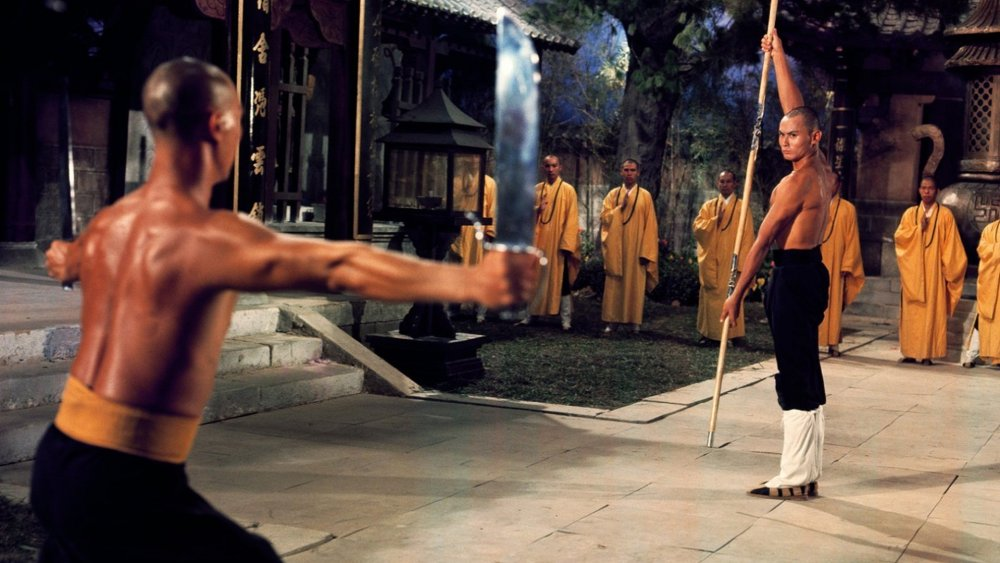 The 36th Chamber of Shaolin (1977)