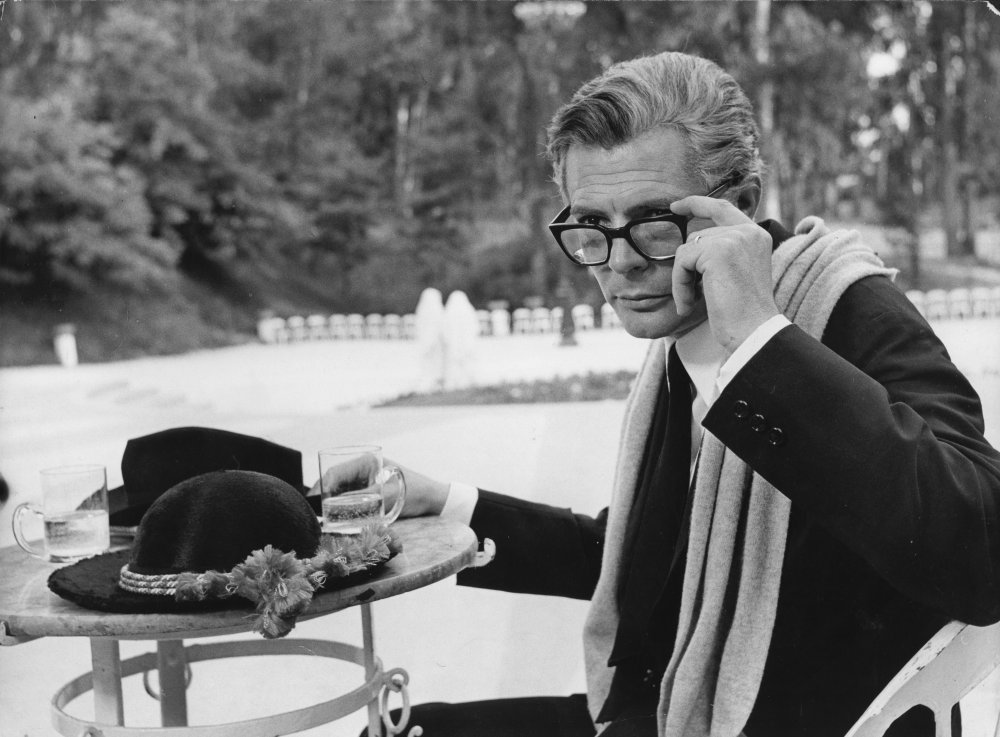 Me, myself and I: Marcello Mastroianni in 8½ (1963), playing one of Fellini's many surrogates