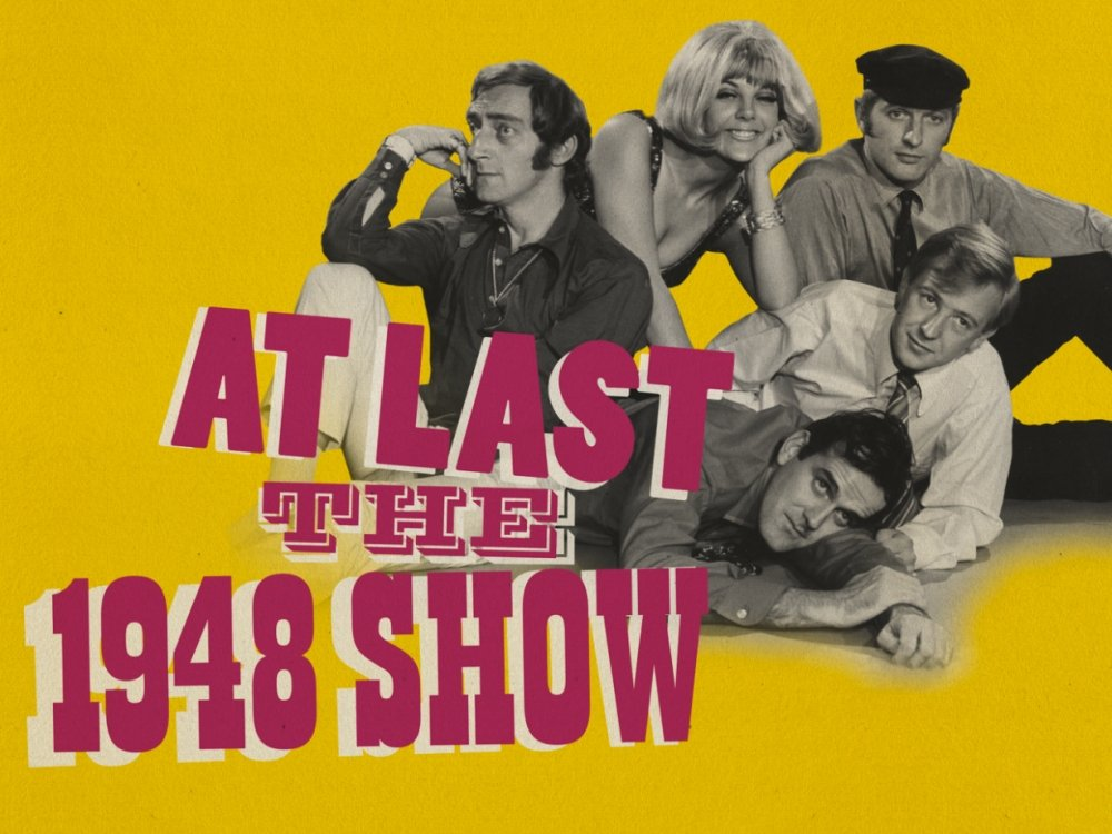 At Last the 1948 Show (1967) DVD packshot