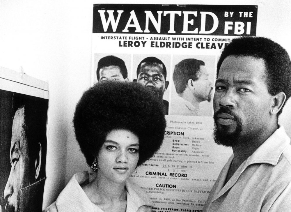 Eldridge Cleaver (1970)
