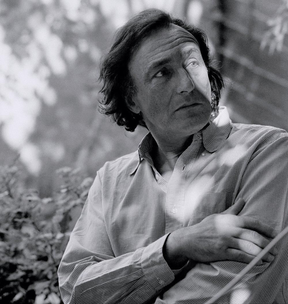William Klein photographed in 1978 by Ferdinando Scianna.