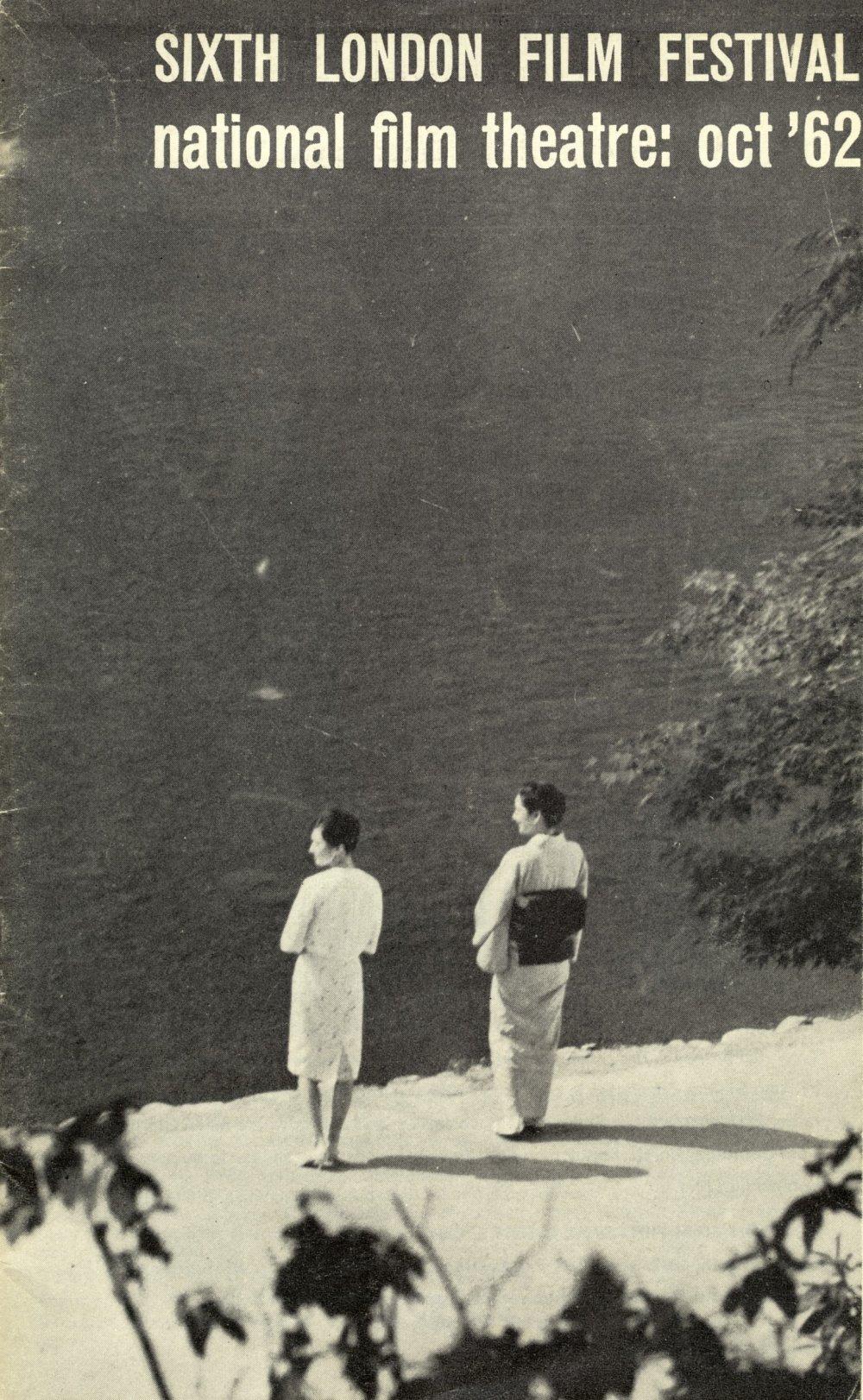 LFF brochure 1962