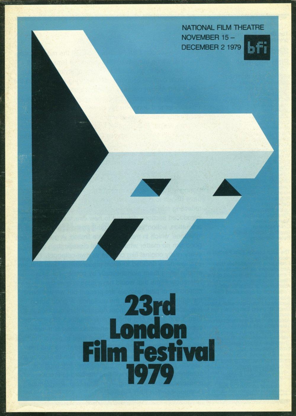 LFF brochure 1979