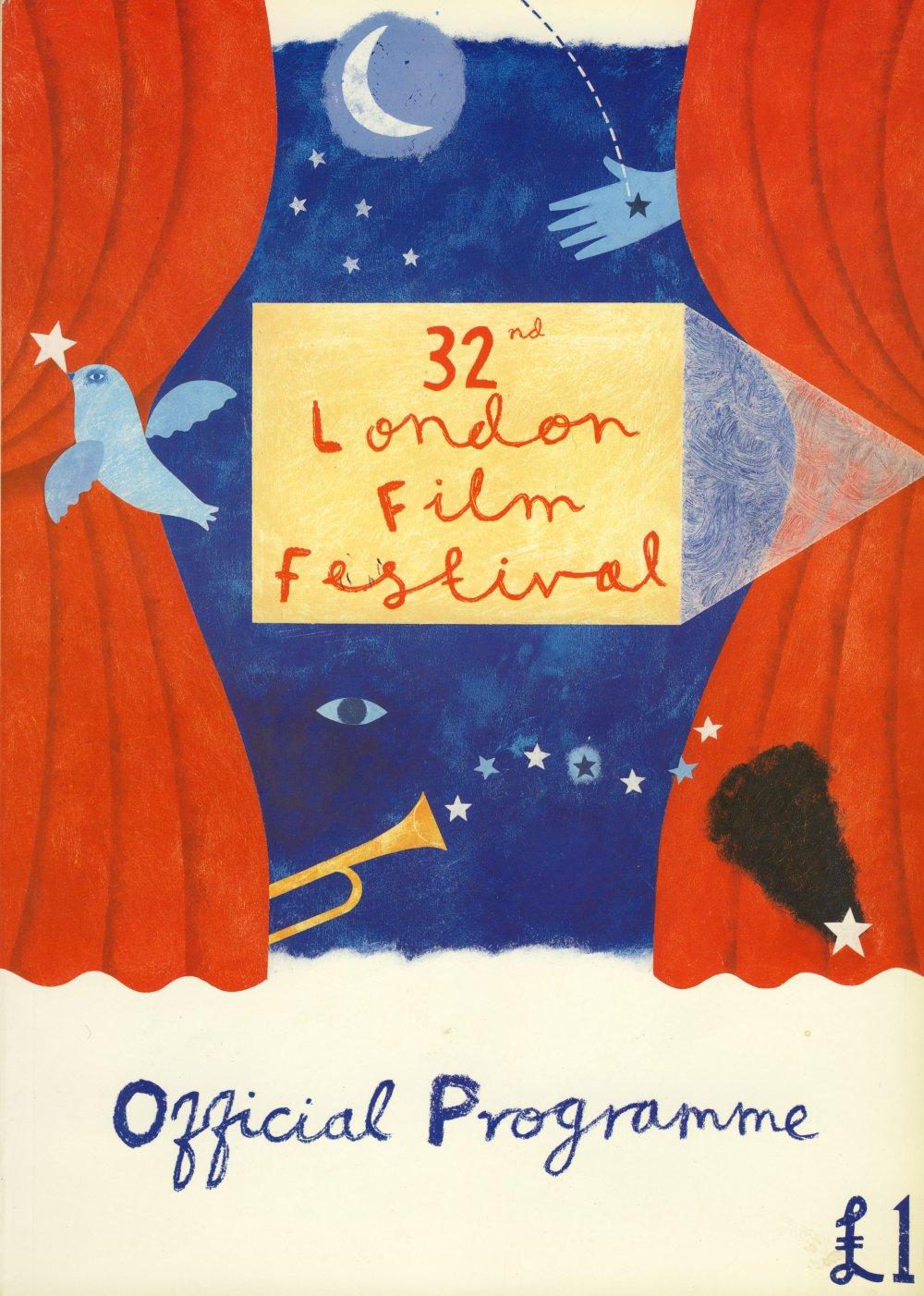 LFF brochure 1988