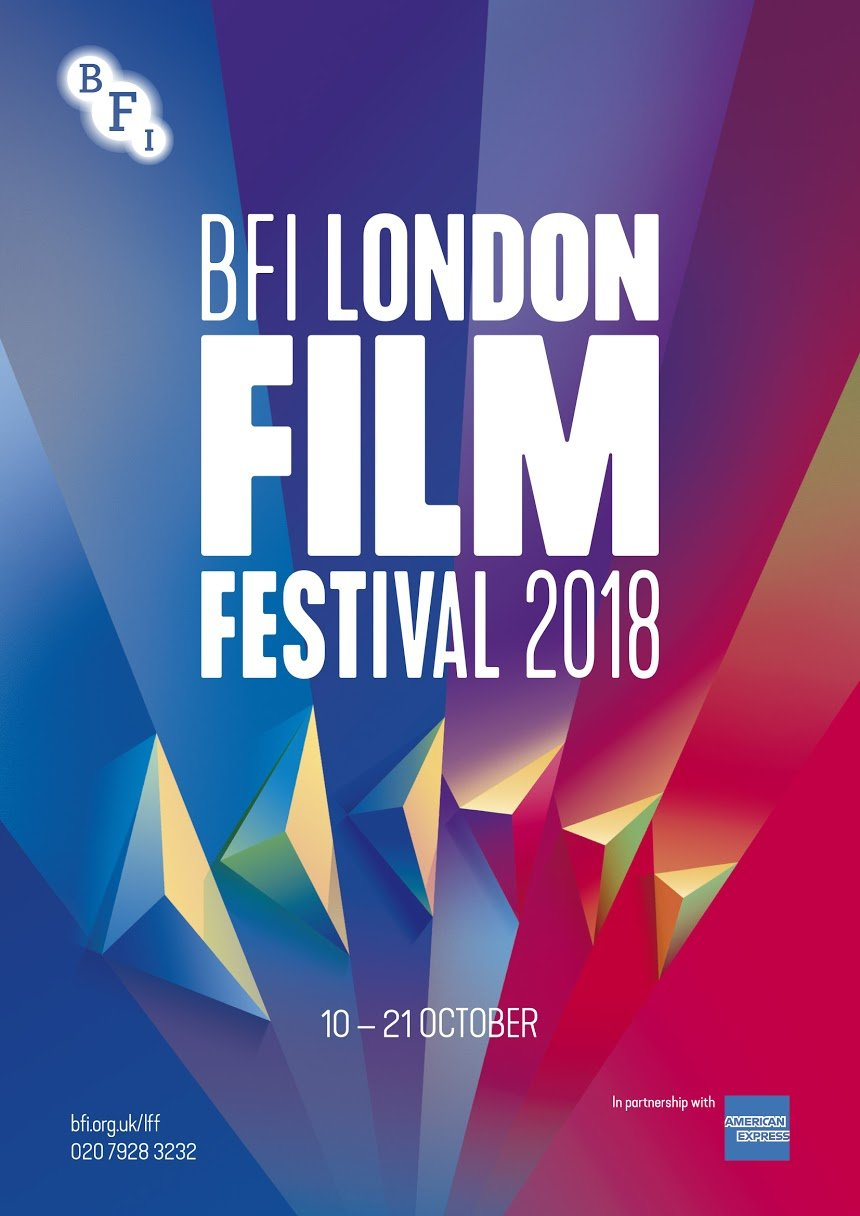 BFI London Film Festival brochure, 2018