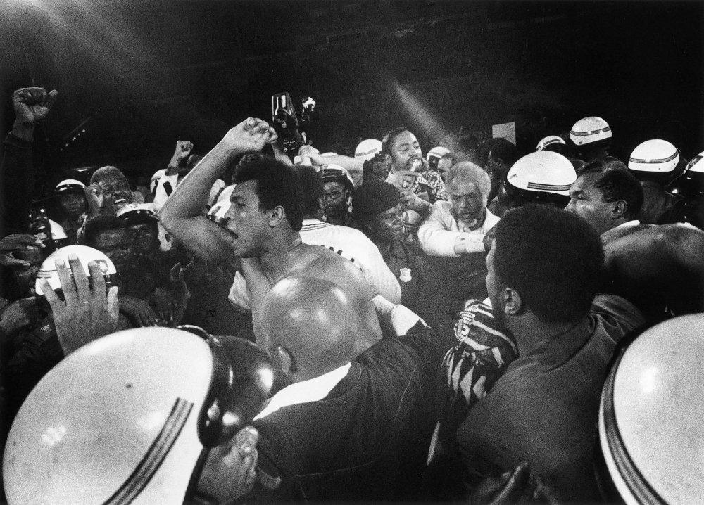 Muhammad Ali: The Greatest (1975)