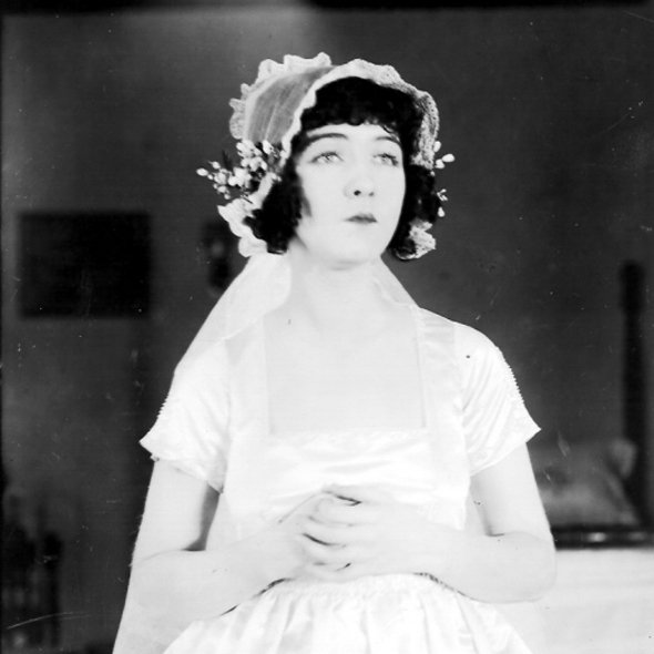 Dorothy Gish in a surviving still from Remodeling Her Husband (1920), directed by Dorothy's sister Lillian