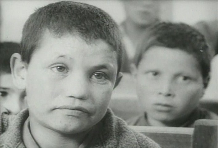 Forugh Farrokhzad's The House is Black (1963)