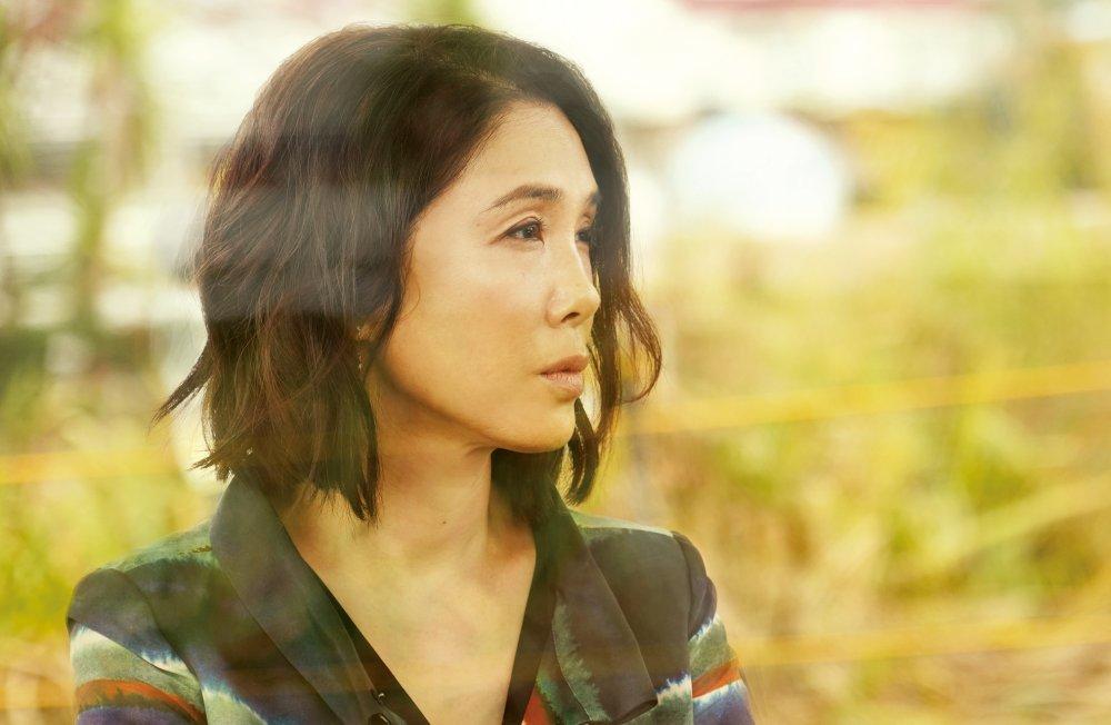 Tsutsui Mariko as Ichiko in A Girl Missing (Yokogao)