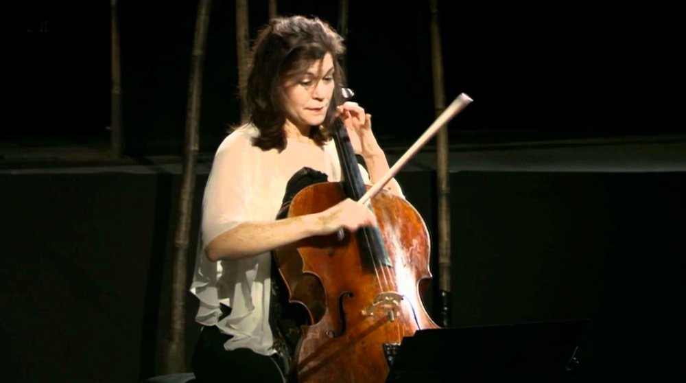 A l'est avec Sonia Wieder-Atherton (2009)