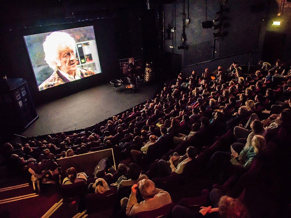 Aberystwyth Arts Centre, BFI Sci-Fi, Film Hub Wales