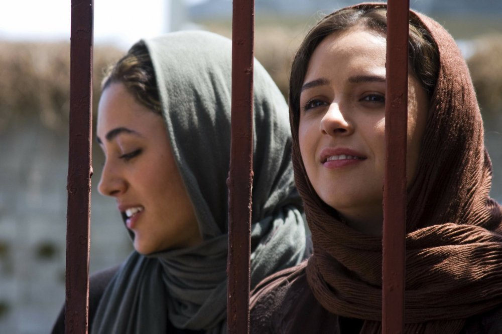 Secrets and lies: Sepideh (left) invites Elly on a fateful trip