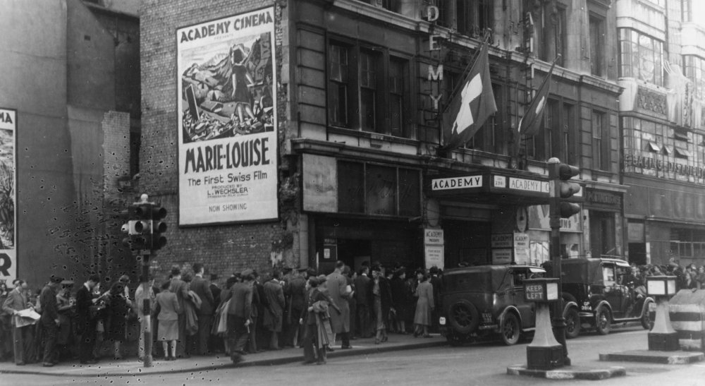 The Academy Cinema, Oxford Street, London, c.1945