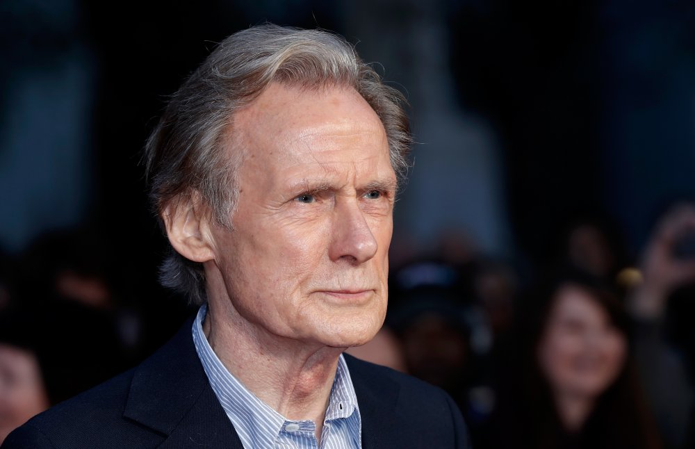 Bill Nighy attends the Mayor's Centrepiece Gala screening of Their Finest at Odeon Leicester Square