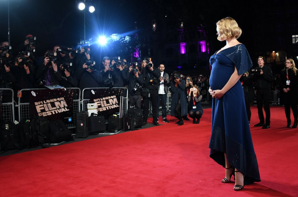Lea Seydoux attends the BFI Flare Special Presentation screening of It's Only the End of the World