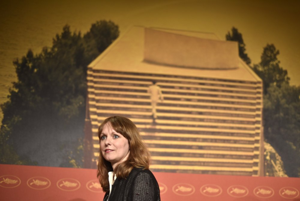 Maren Ade at the 2016 Cannes Film Festival