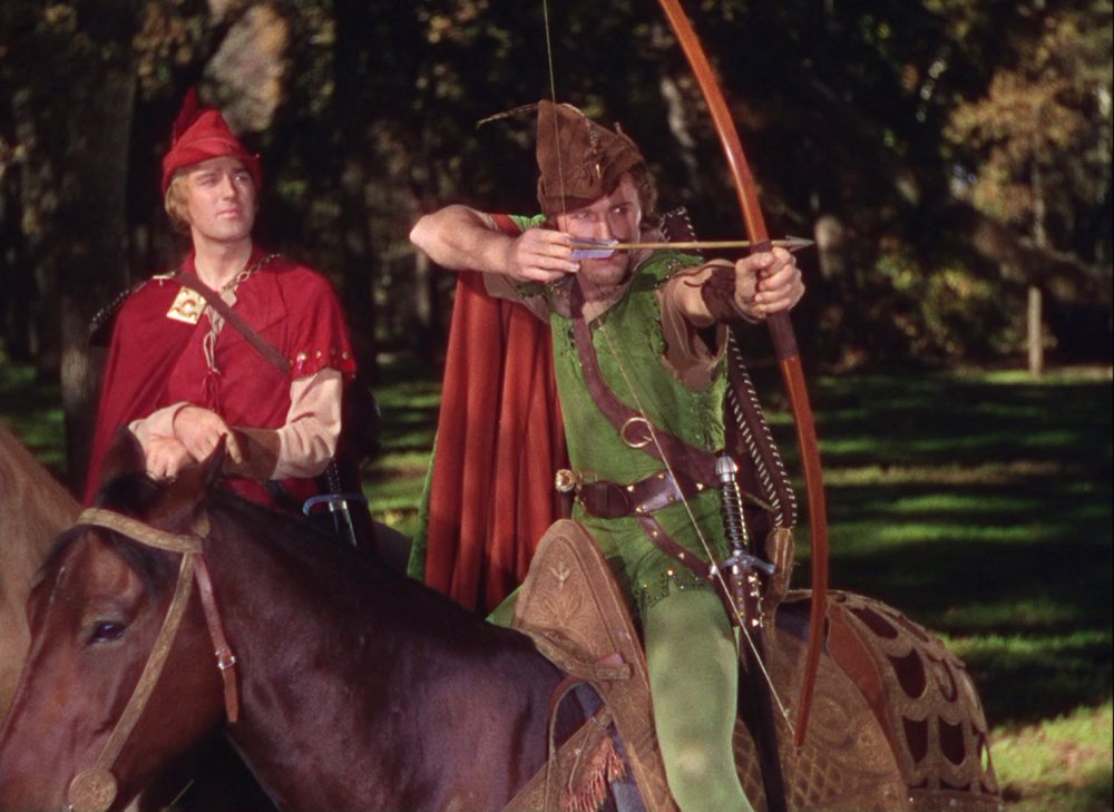 4934dc8d41b The Adventures of Robin Hood (1938)