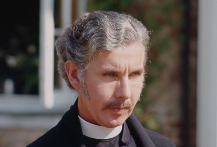 Ronald Blythe also plays the village vicar