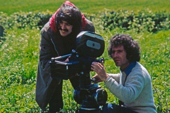 Cinematographer Ivan Strasburg