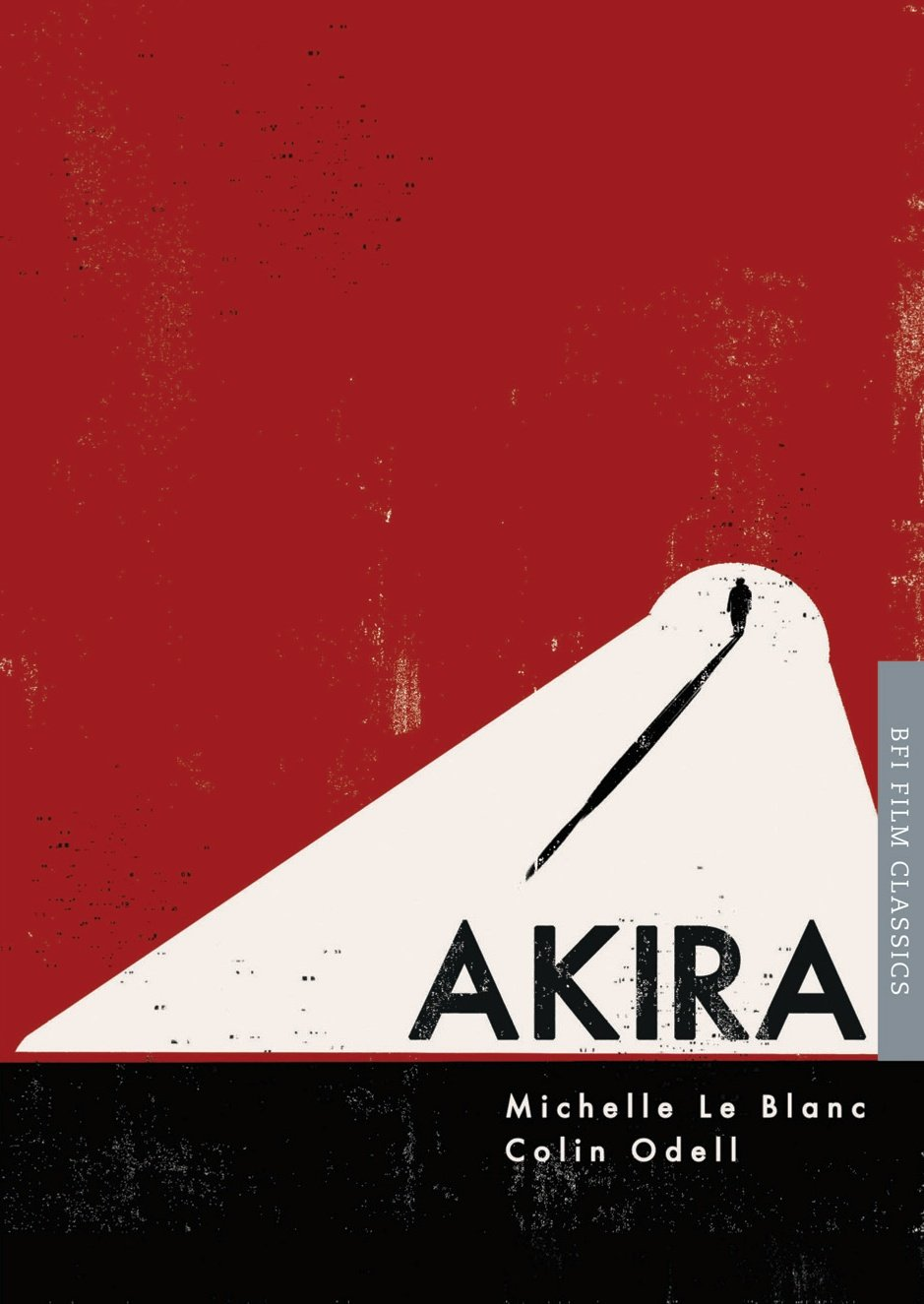 BFI Film Classics cover for Akira