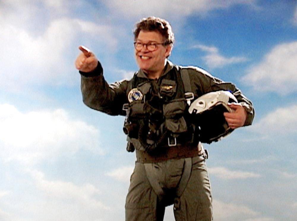Al Franken: God Spoke (2006)