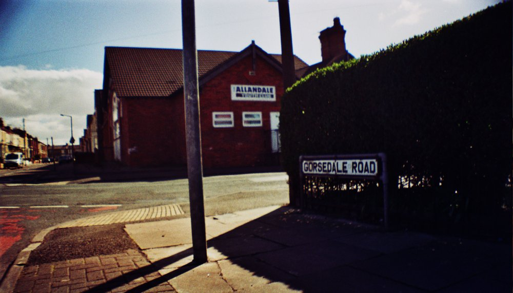 Gorsedale Road, the second road where Alan Clarke lived