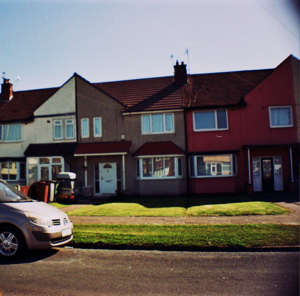 Castleway Road in Leasowe, the last place Alan Clarke lived before emigrating