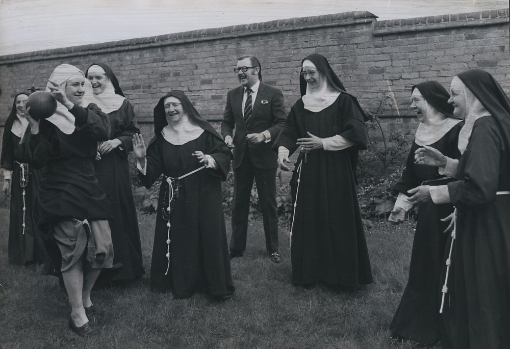 Girl Gets Temptations – But I Wanted to Give Myself to God (1972)