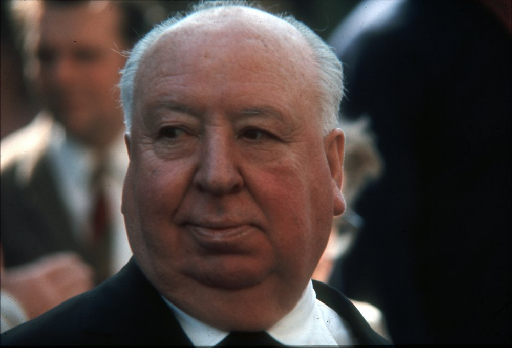 Alfred Hitchcock at the time of Frenzy (1972)