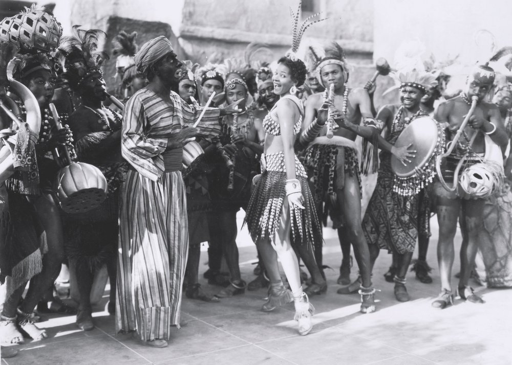 Jeni LeGon in Ali Baba Goes to Town (1937)