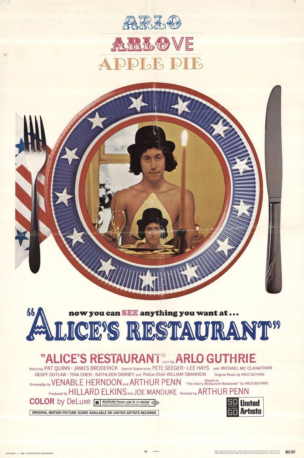 Alice's Restaurant (1969)