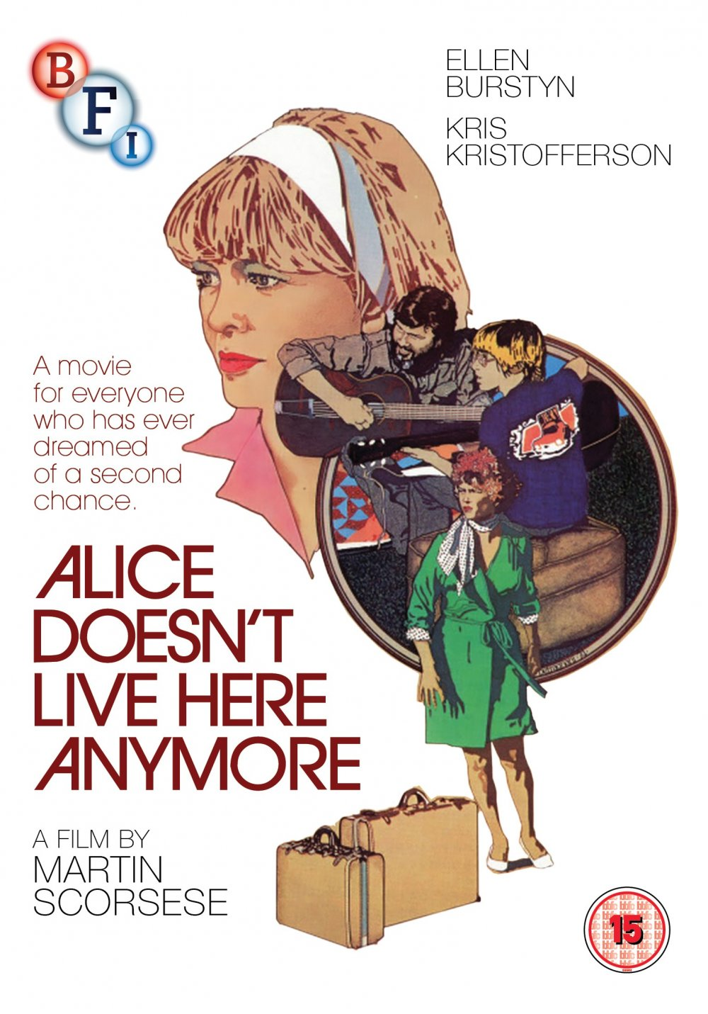 Alice Doesn't Live Here Anymore packshot