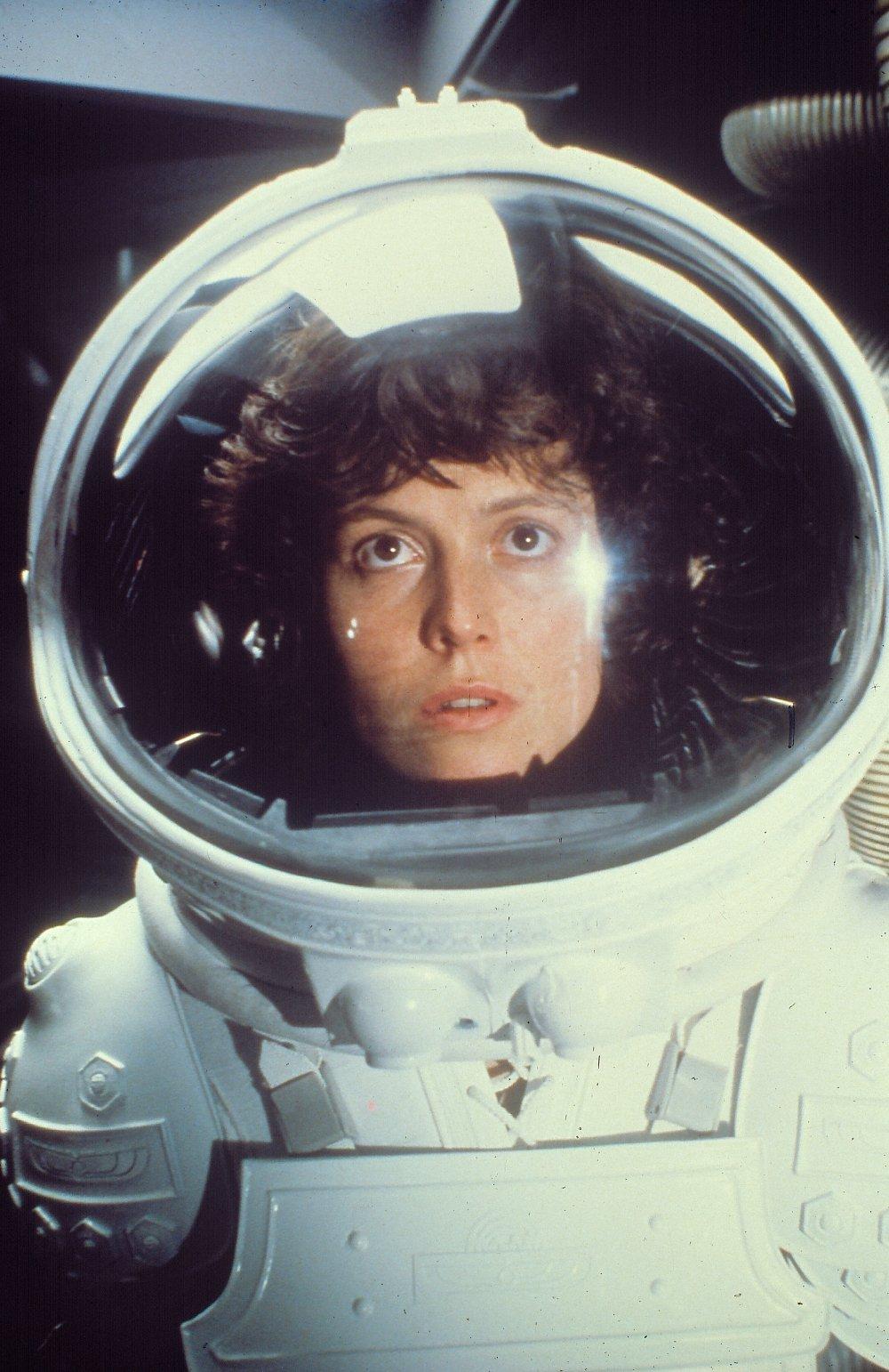Alien (1979): Sigourney Weaver as Ripley