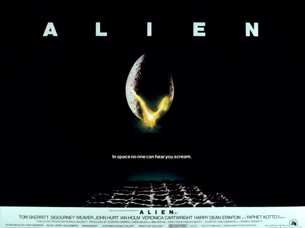 Alien (1979) poster