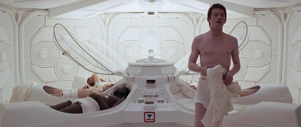 John Hurt as Kane
