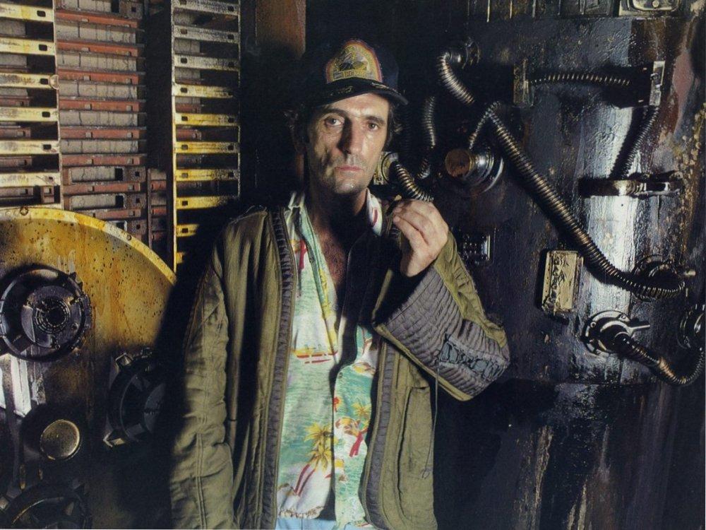 Smoking up the Nostromo: Harry Dean Stanton in Alien (1979)