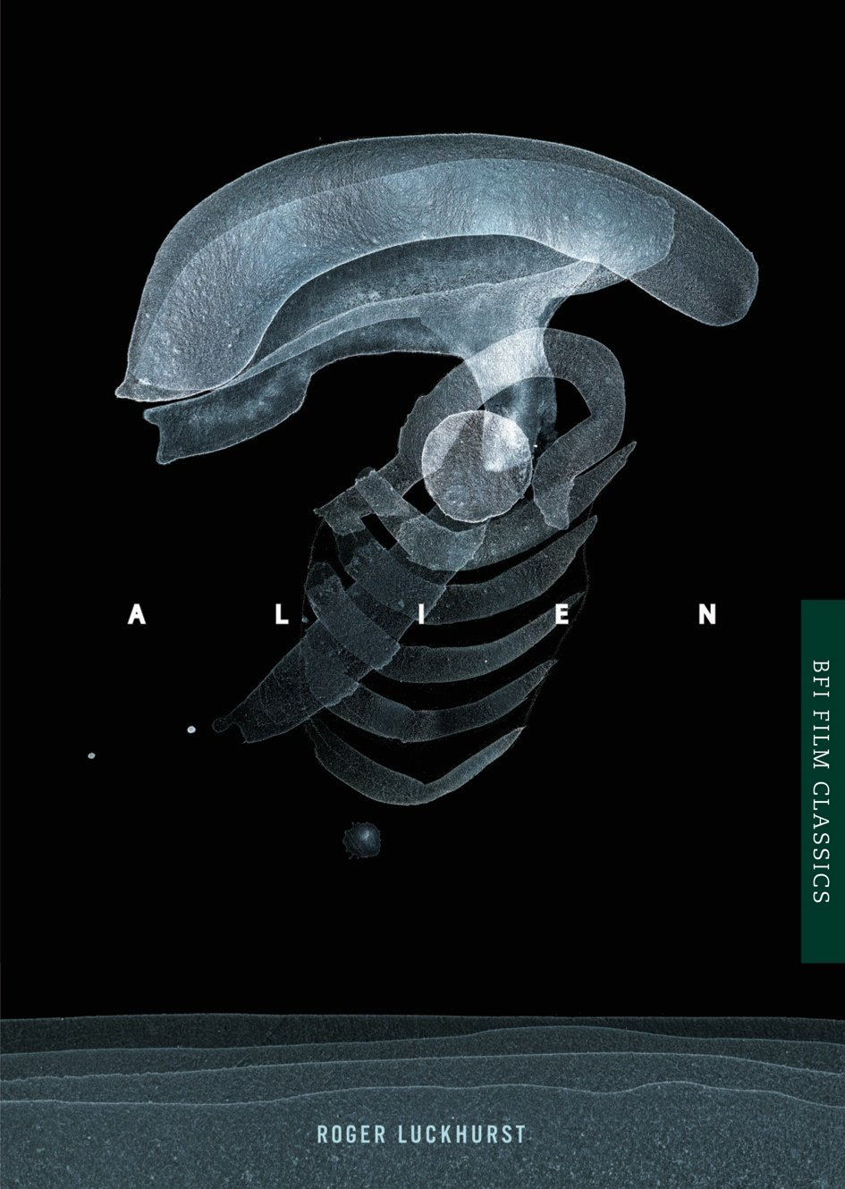 BFI Film Classics cover for Alien