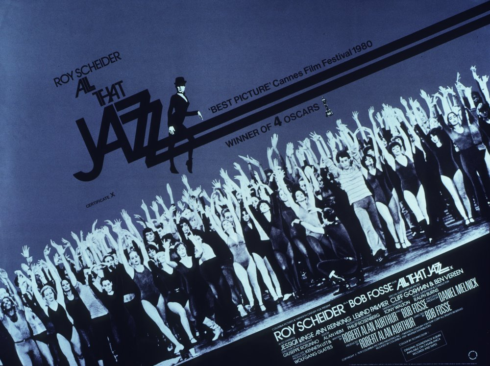All That Jazz (1979) poster