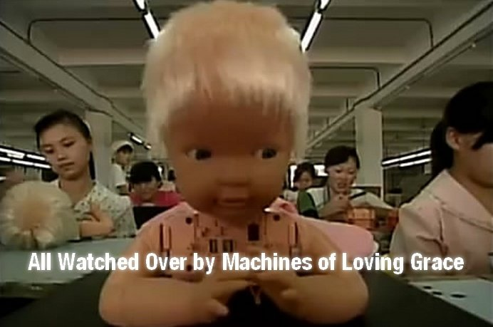 Adam Curtis's All Watched Over by Machines of Loving Grace (2011)