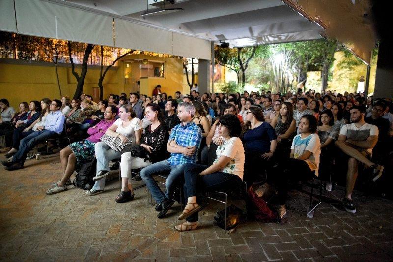 A screening in Jalisco
