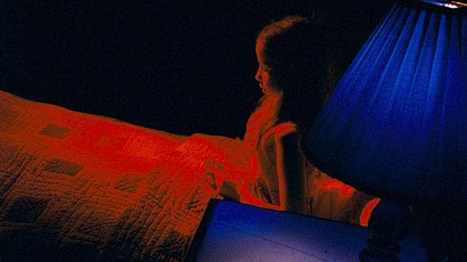 Helene Catett and Bruno Forzani's Amer (2010), a homage to 1970s Italian horror-thrillers