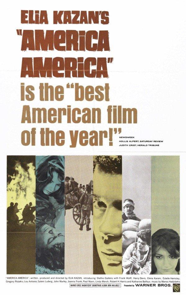 America, America (1963) poster