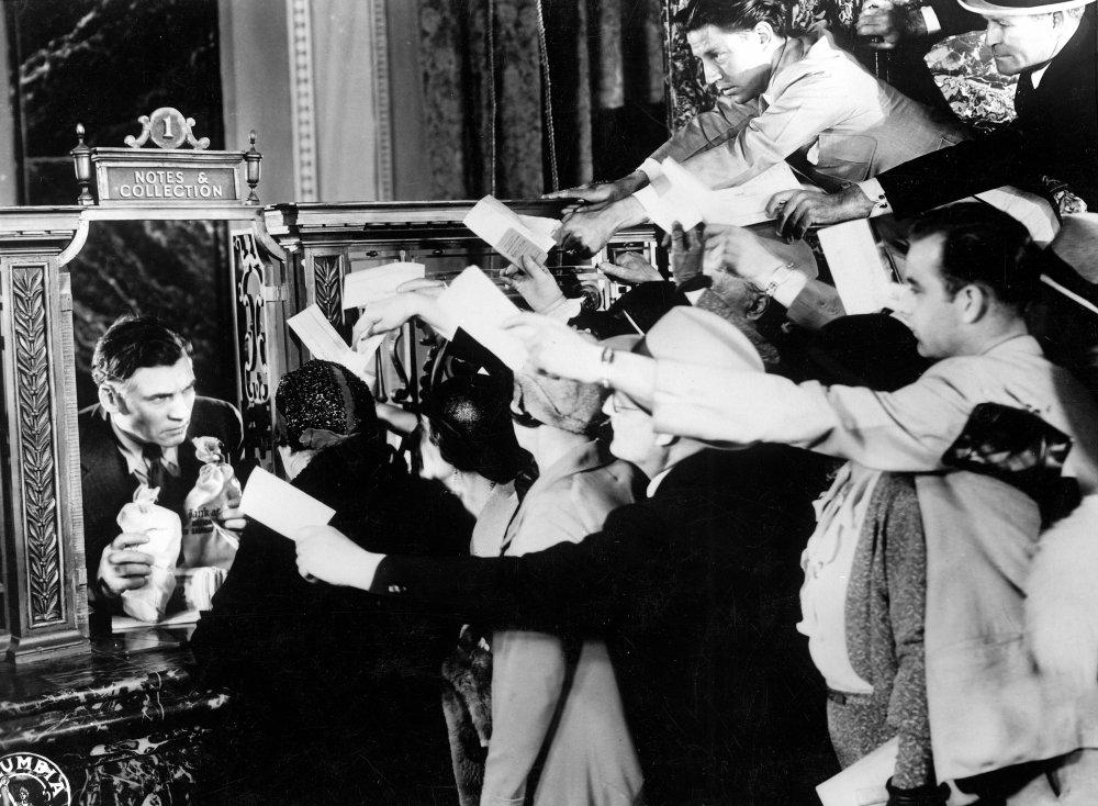 American Madness (1932)