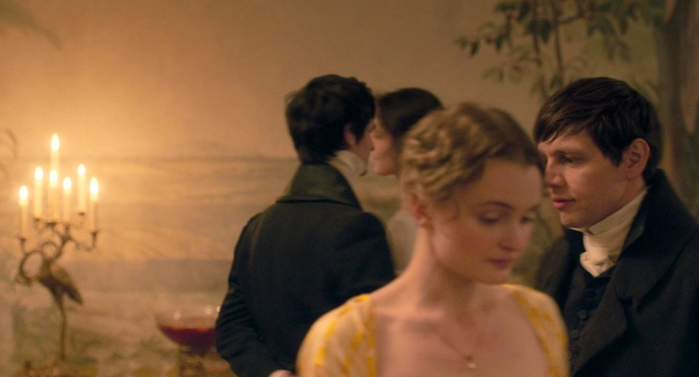 The romantic death wish: Jessica Hausner's Amour fou​