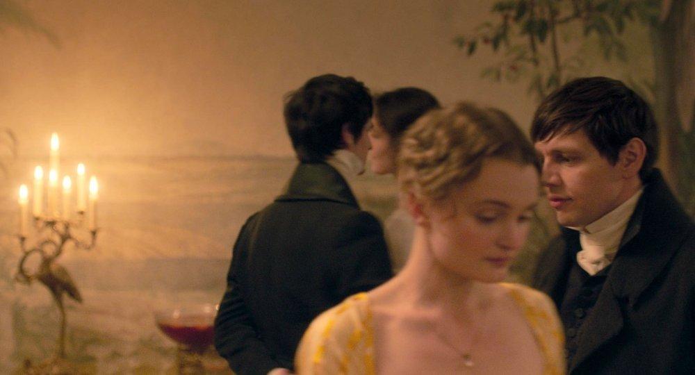 The romantic death wish: Jessica Hausner's Amour fou